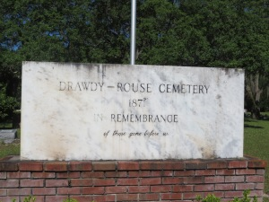 Drawdy Rouse Cemetery 006