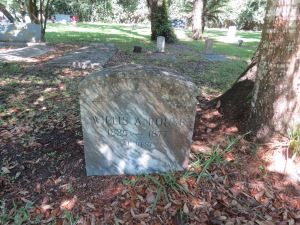 Drawdy Rouse Cemetery 016