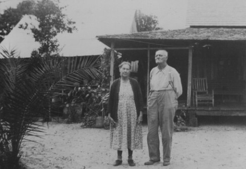 Daniel Webster and Mary Jane Ivey Rouse